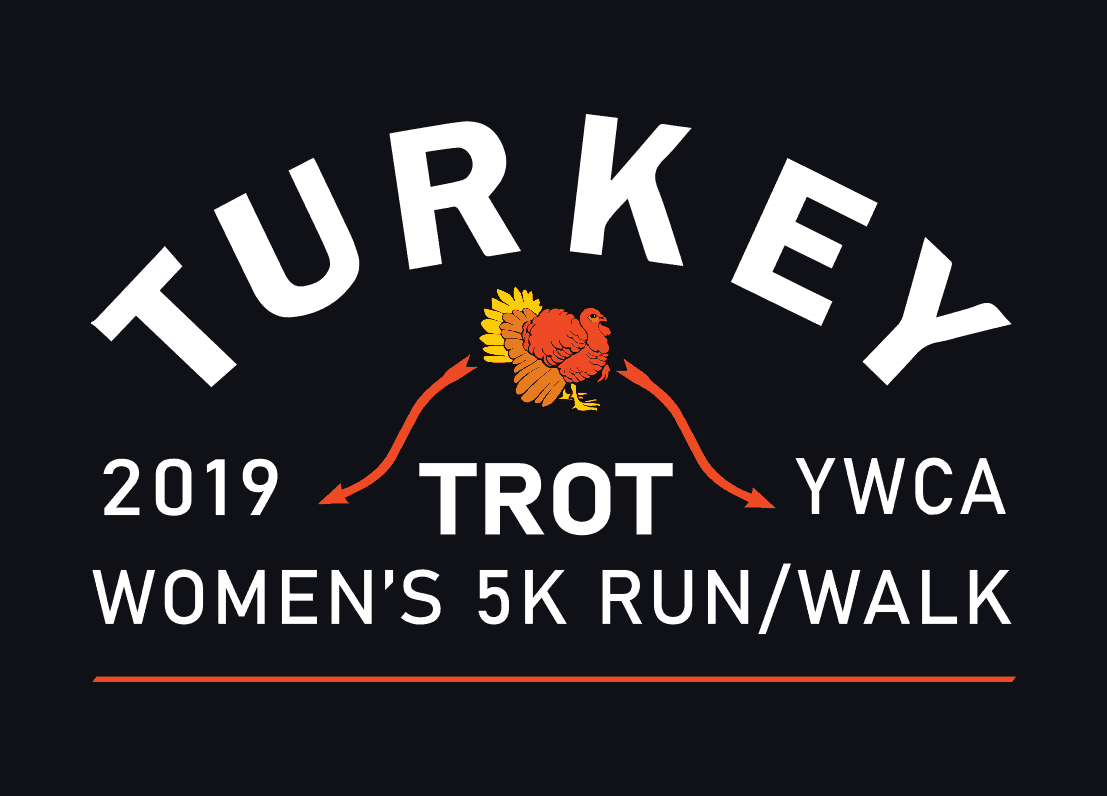 turkey trot logo 2019