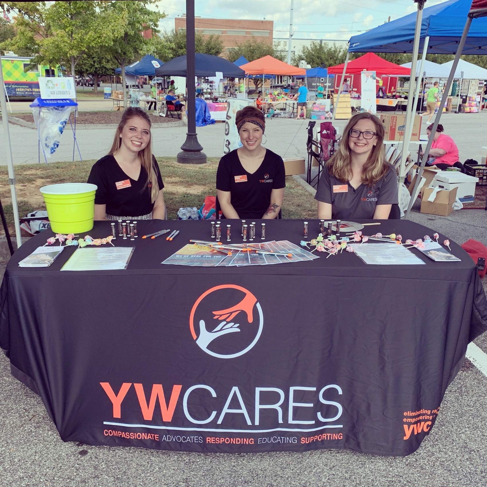 YWCARES for webpage
